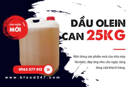 dâu ăn can 25kg ~ 30l